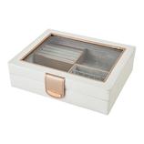 茶谷産業 ジュエルケース 240-652│収納・クローゼット用品 コレクションケース・ジュエリーボックス