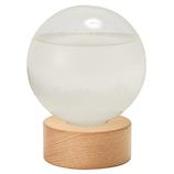 茶谷産業 ストームグラス ドーム 333-275│温度計・湿度計