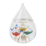 茶谷産業 ガラスフロート温度計 しずく SS 333-212│温度計・湿度計