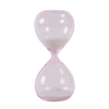 茶谷産業 砂時計 5分計 333-112P ピンク│時計 置き時計