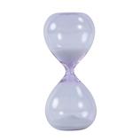 茶谷産業 砂時計 5分計 333-112LPU ライトパープル│時計 置き時計