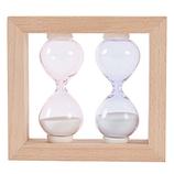茶谷産業 砂時計 3分&5分計 333-113│時計 置き時計