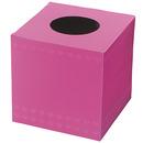 ピンクの抽選箱 7897