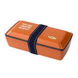 サブヒロモリ ミコノス 1段ランチBOX オレンジ