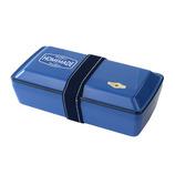サブヒロモリ ミコノス 1段ランチBOX ブルー