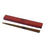 サブヒロモリ ベアラー 箸&ケース レッド