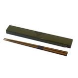 サブヒロモリ ベアラー 箸&ケース グリーン