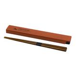 サブヒロモリ エモルト 箸&ケース オレンジ