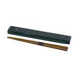 サブヒロモリ エモルト 箸&ケース グリーン