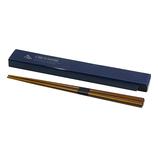サブヒロモリ エモルト 箸&ケース ネイビー