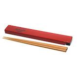 サブヒロモリ フォルトナ 箸&ケース 248108 レッド