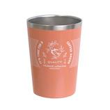 サブヒロモリ ツバメ ステンレスサーモタンブラー ピンク