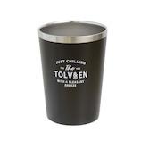 サブヒロモリ トルヴ ステンレスサーモタンブラー 480mL ブラック│食器・カトラリー グラス・タンブラー