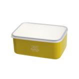 サブヒロモリ オーレ 抗菌フードコンテナ M 500mL イエロー│保存容器 タッパー