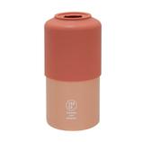 サブヒロモリ パース ステンレスサーモペットボトルホルダー ピンク│水筒・魔法瓶 ペットボトルカバー