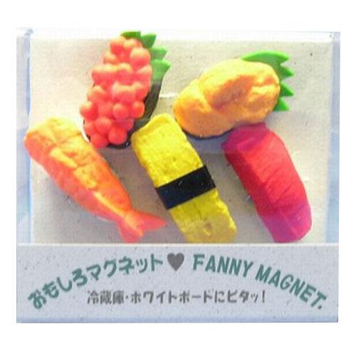 東京画鋲 オモシロマグネット CCー609マク 寿司