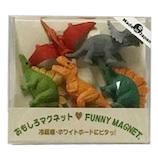 東京画鋲 オモシロマグネット CC-619マク 恐竜