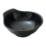 萬古焼 漆黒 とんすい 6025-5330