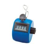 シンワ 数取器 C 手持型 ブルー 75090│定規・コンパス レタースケール