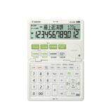 キヤノン 12桁金融電卓FN600 ホワイト
