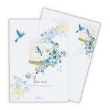 ホールマーク ひとこと青い鳥 629885