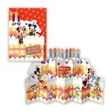 ホールマーク バースデー立体カード ディズニー 669409 パルスビッグケーキ