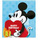 ホールマーク 誕生お祝い オルゴール ディズニー 697822 ミッキーダイカット