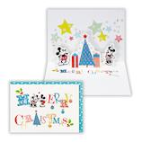【クリスマス】ホールマーク(Hallmark) 立体グリーティングカード ディズニー クリスマス飾り 729998