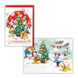 【クリスマス】ホールマーク(Hallmark) オルゴールカード ディズニー パルス 赤ベルツリーⅡ 730222