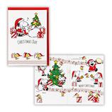 【クリスマス】ホールマーク クリスマスカード スヌーピー クリスマス兄弟2 730239