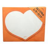 ホールマーク オレンジ色のレターセット 731519