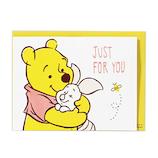 ホールマーク(Hallmark) ディズニー 多目的 立体カード 732189 プービッグハグ│カード・ポストカード グリーティングカード