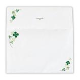 日本ホールマーク レターパッド用封筒 文例クローバー 733049 4枚入