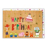 ホールマーク 誕生日グリーティング 立体カード ディズニー 739294 トイ・ストーリー