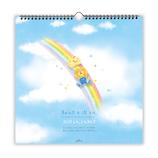 【2019年版・壁掛】 日本ホールマーク リングカレンダー大 ベアーズ・ウィッシュ 743765