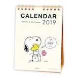 【2019年版・卓上】 日本ホールマーク 卓上カレンダー スヌーピー スヌーピー 744090
