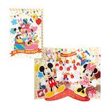 ホールマーク(Hallmark) ディズニー 誕生お祝い 立体カード 748012 パタパタバースデー・パルス