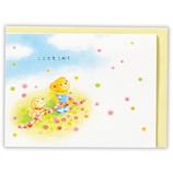 ホールマーク(Hallmark) ベアーズ・ウィッシュ 多目的カード 立体 753689 ハートの花の輪