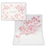日本ホールマーク 立体カード 桜 こころをこめて 756765│カード・ポストカード メッセージカード
