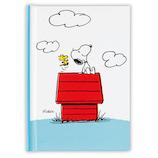 ホールマーク(Hallmark) ミニ寄せ書きブック スヌーピー 757519 赤い小屋と空│のし・色紙 色紙