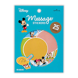 日本ホールマーク メッセージステッカー ディズニー ミッキー&パルス 757618