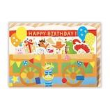 ホールマーク(Hallmark) 誕生お祝い/立体カード ディズニー 763718 トイ・おもちゃ箱│カード・ポストカード バースデー・誕生日カード