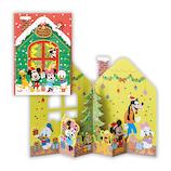 【クリスマス】ホールマーク(Hallmark) 立体グリーティングカード ディズニー パルス クリスマスの家 764210