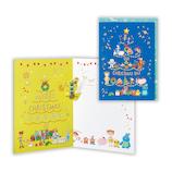 【クリスマス】ホールマーク(Hallmark) 立体グリーティングカード ディズニー トイストーリー 仲間とツリー 764234