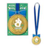 ホールマーク(Hallmark) 年賀ポチ袋 764999 メダル青ねずみ