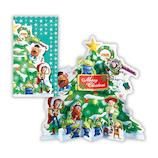【クリスマス】ホールマーク(Hallmark) オルゴールカード ディズニー トイ・ストーリー ツリー 765231