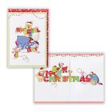 【クリスマス】ホールマーク(Hallmark) オルゴールカード ディズニー プー 楽しいクリスマス 766313