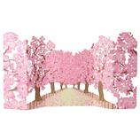 ホールマーク(Hallmark) G春 BL LGレーザー 769819 桜並木