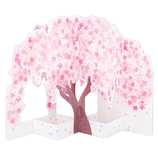 ホールマーク(Hallmark) G春 BL 立体カード 769833 枝垂れ桜