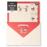 ホールマーク(Hallmark) レターセット ディズニー 770433 シール・MMお手紙│レターセット・便箋 レターセット